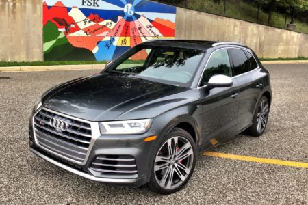 2018 Audi SQ5 3.0T quattro tiptronic: Sporty Engagement