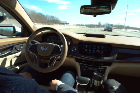 Cadillac Super Cruise: The CT6 Goes Autonomous