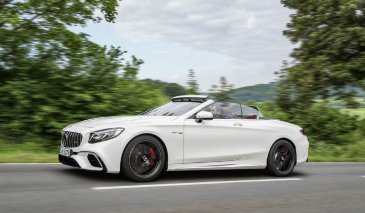 The 2018 Mercedes-Benz S-Class Coupe and S-Class Cabriolet