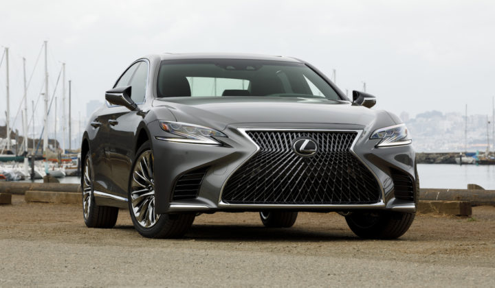 2018 Lexus LS 500: Imperial Dreams