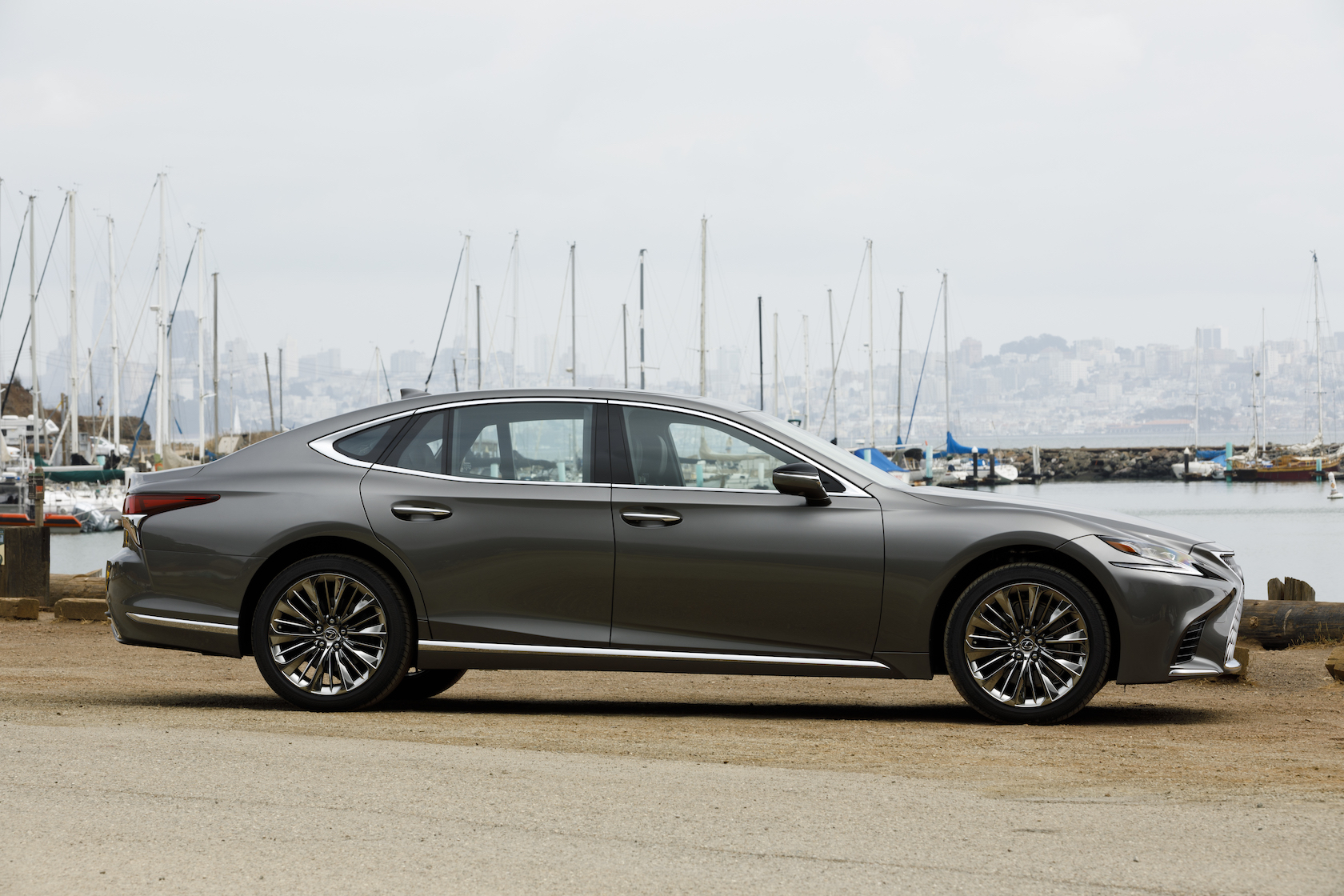 2018 Lexus Ls 500 Imperial Dreams Automotive Rhythms