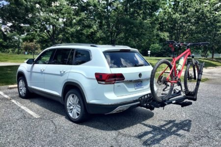 Thule T2 Pro XT Platform Bike Rack: Hitch Up and Roll Out