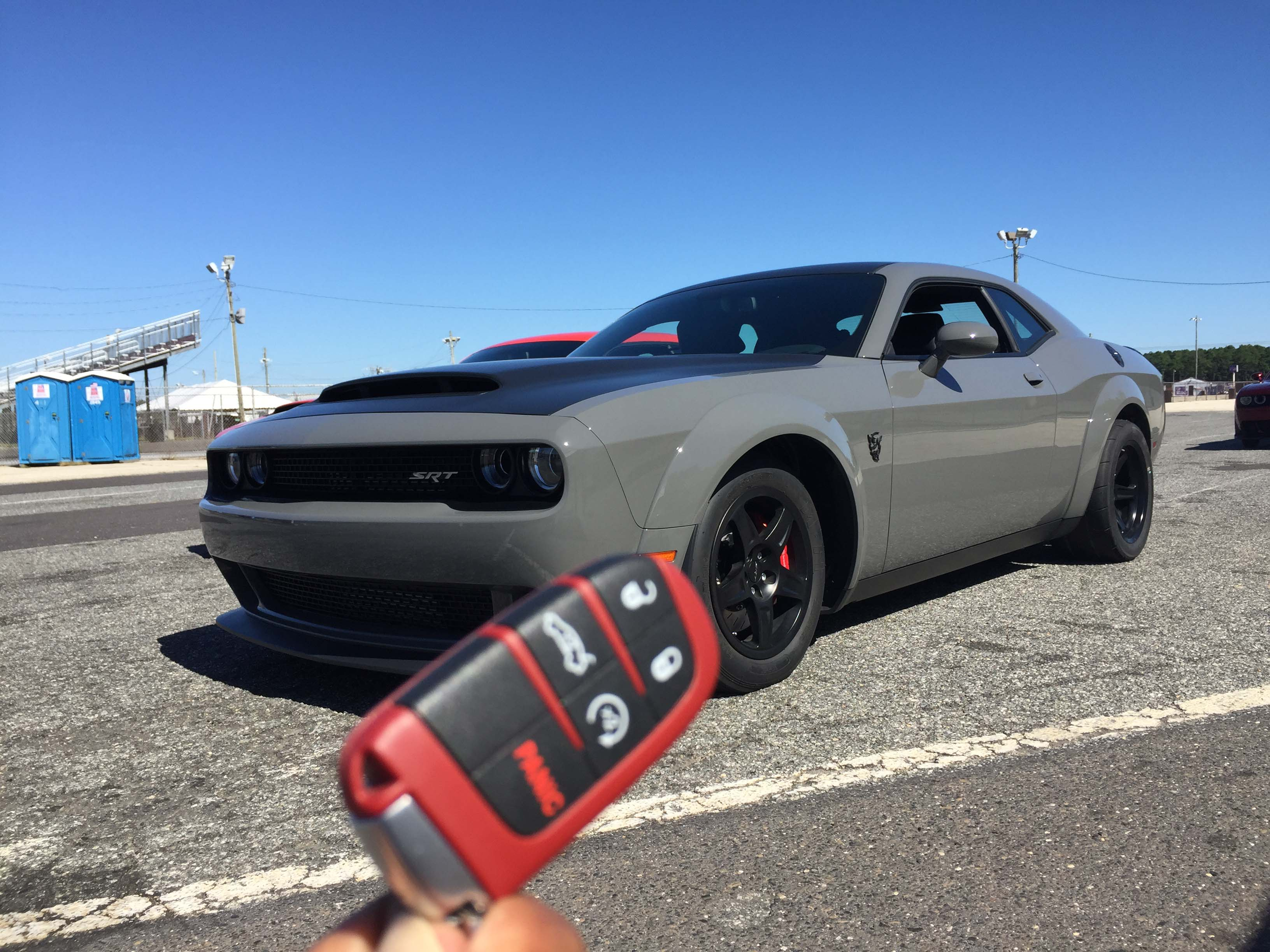 2018 Dodge Challenger SRT Demon: A New Muscle Car Era | AUTOMOTIVE ...