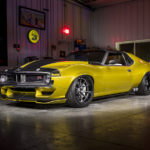 "RINGBROTHERS AND PRESTONE DEBUT  1972 AMC JAVELIN ""DEFIANT!"" AT SEMA"