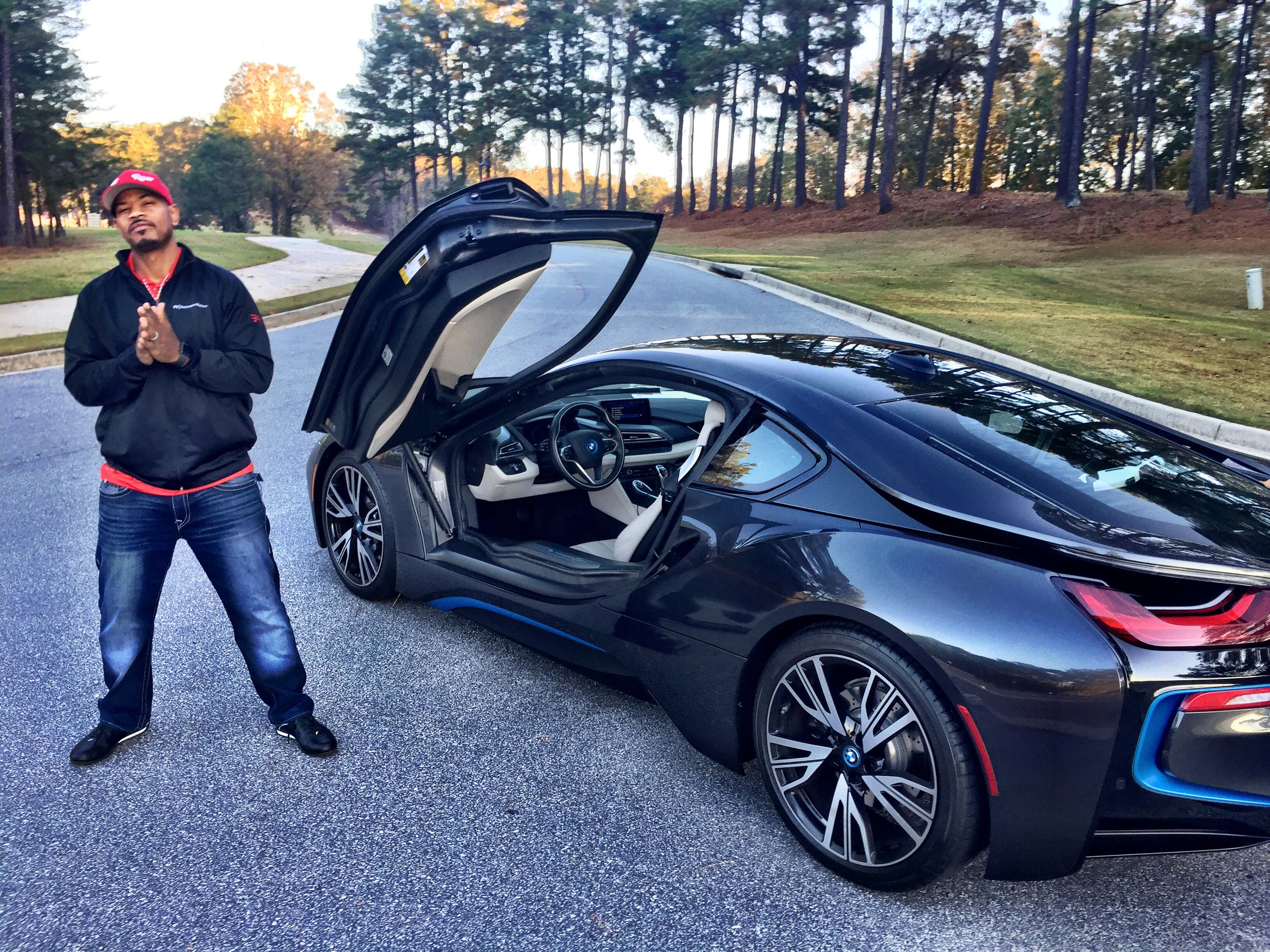 And I Cant Forget About The Reunion With My Georgia Tech Football Teammate Roommate Life Brother Nate Perryman Who Loves His Electric Rides