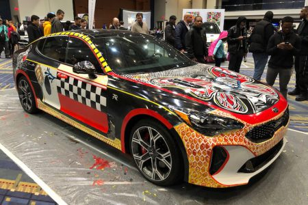 ART-of-Motion by Automotive Rhythms: 2018 Washington Auto Show