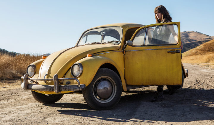 First Look: Transformers spinoff film, Bumblebee