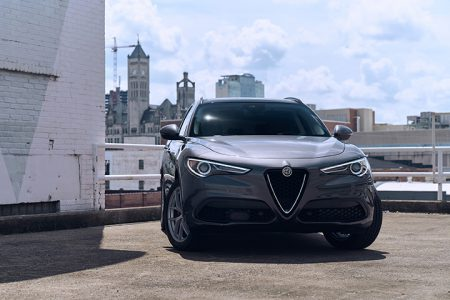 2018 Alfa Romeo Stelvio Ti Lusso: Itiliano Sports Performance