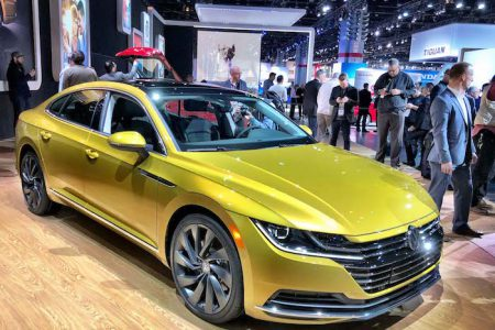All-new 2019 VW Arteon Flagship Sedan