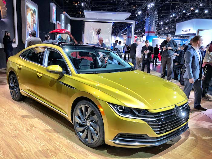 Vw Arteon Stance >> All-new 2019 VW Arteon Flagship Sedan | AUTOMOTIVE RHYTHMS