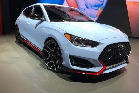 2018 Chicago Auto Show: Wintry Snow Rides, Exotics, Slingshots and More Trucks!