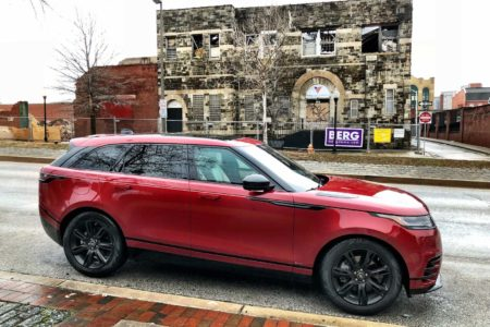 2018 Range Rover Velar R-Dynamic HSE: Intelligent Performance