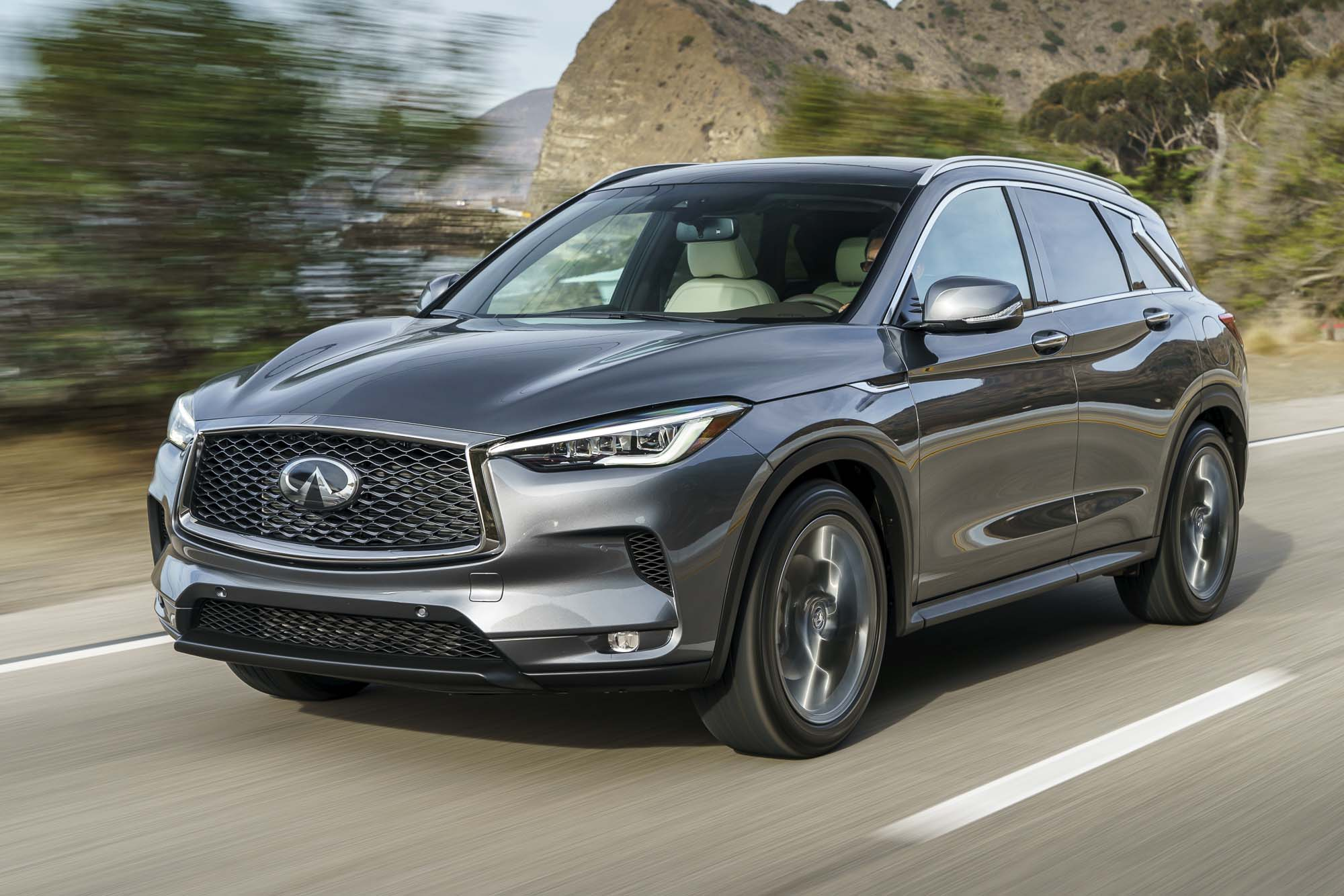 2019 INFINITI QX50: Progressive, Luxury Focused Techniques ...