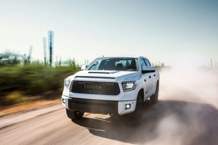Game Changer: 2019 Toyota TRD Pros Typify Ultimate Off-Road Performance