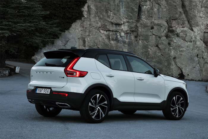 Image result for 2019 Volvo XC40