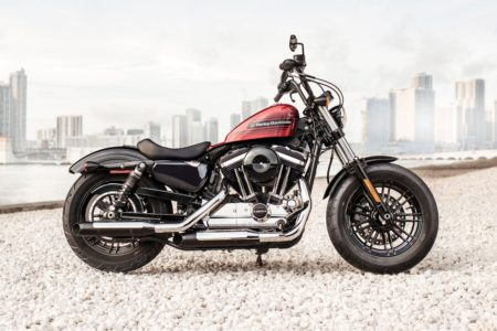 New Harley-Davidson Forty-Eight Special and Iron 1200 Sportsters