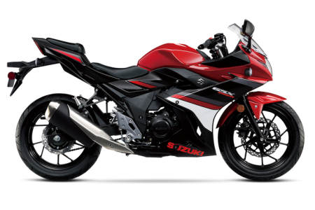 Suzuki Adds New Colors to the 2018 GSX-R1000R and GSX250R