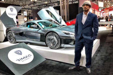 Rimac Automobili Concept 2: All Electric Super Performance
