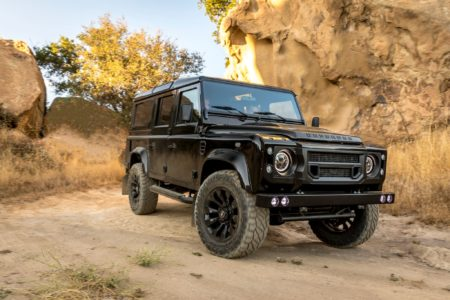 Fusion Motor Company Introduces New Line of Handcrafted Defenders