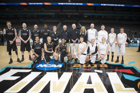 Coaches vs Cancer Hardwood Heroes Game Kicks OffFinal Four Weekend forINFINITI and NCAA
