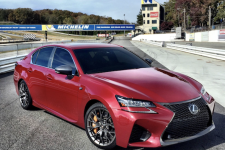 Lexus 0 to 60: GS F Burnouts with Automotive Rhythms