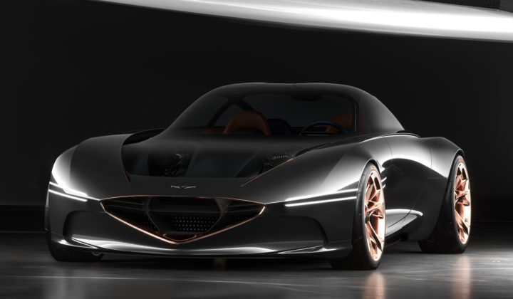 Electrifying Escapism: Genesis Reveals Essentia Concept at New York International Auto Show