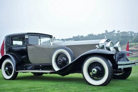 1928 Rolls-Royce Piccadilly-P1 Roadster
