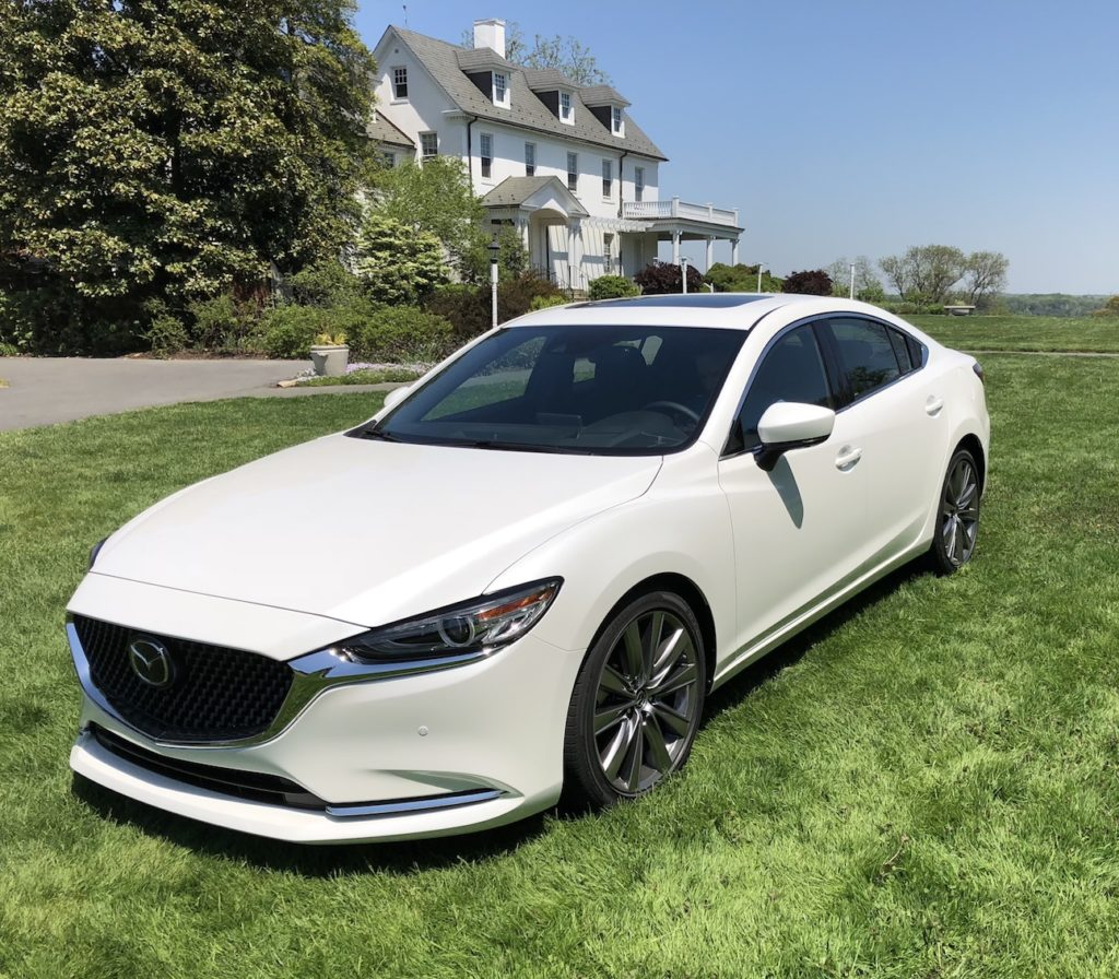 Mazda 6 Sport >> 2018 Mazda6 Signature Edition | AUTOMOTIVE RHYTHMS