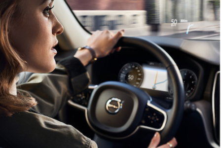 Volvo Reports: Finding Calm in the Commute