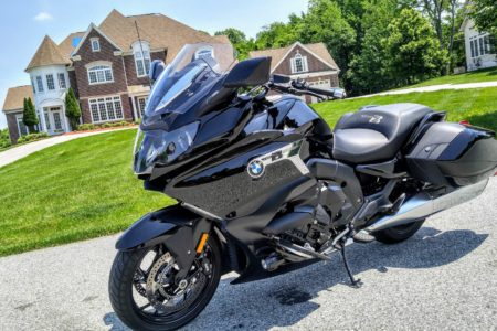 2018 BMW K 1600 B: The Bagger with Sportbike Soul
