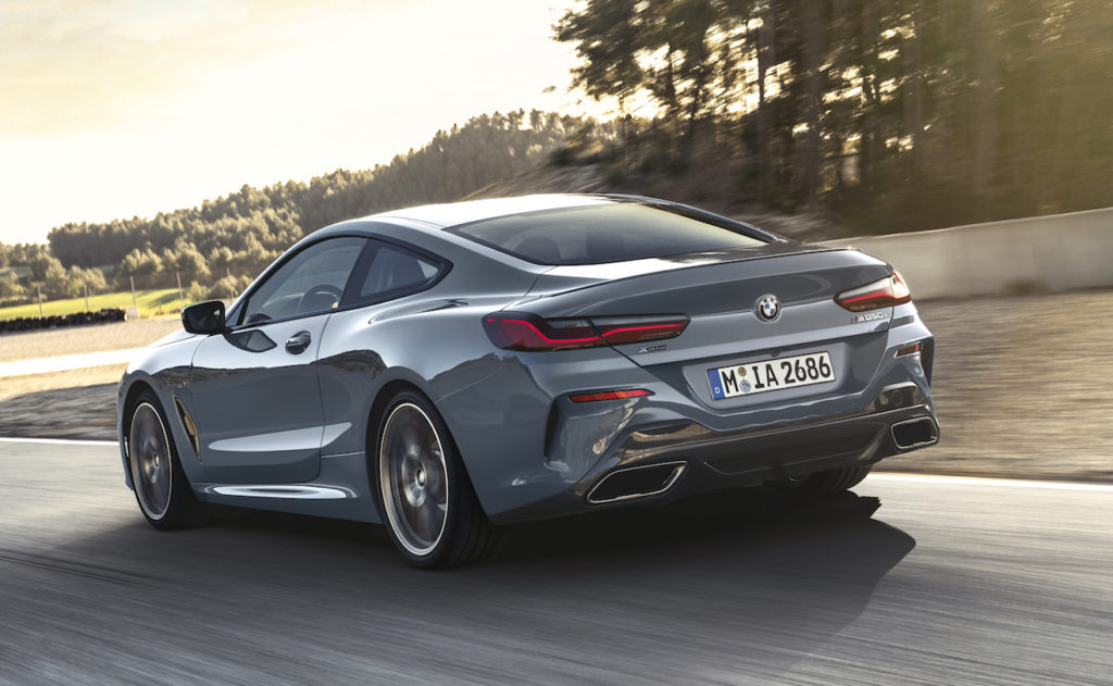 All New 2019 Bmw 8 Series Coupe Automotive Rhythms