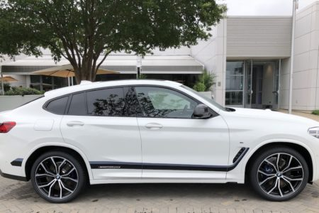 2019 BMW X4 Sports Activity Coupe: Elevated Athleticism