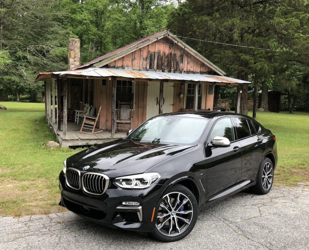 2019 Bmw X4 Sports Activity Coupe Elevated Athleticism