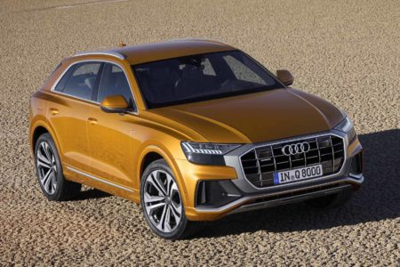 Audi Q8 makes world debut as the all-new, top premium SUV for the brand