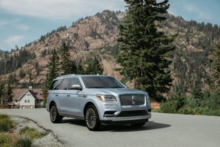Lincoln Navigator: First American Vehicle Ever to Top J.D. Power APEAL Study