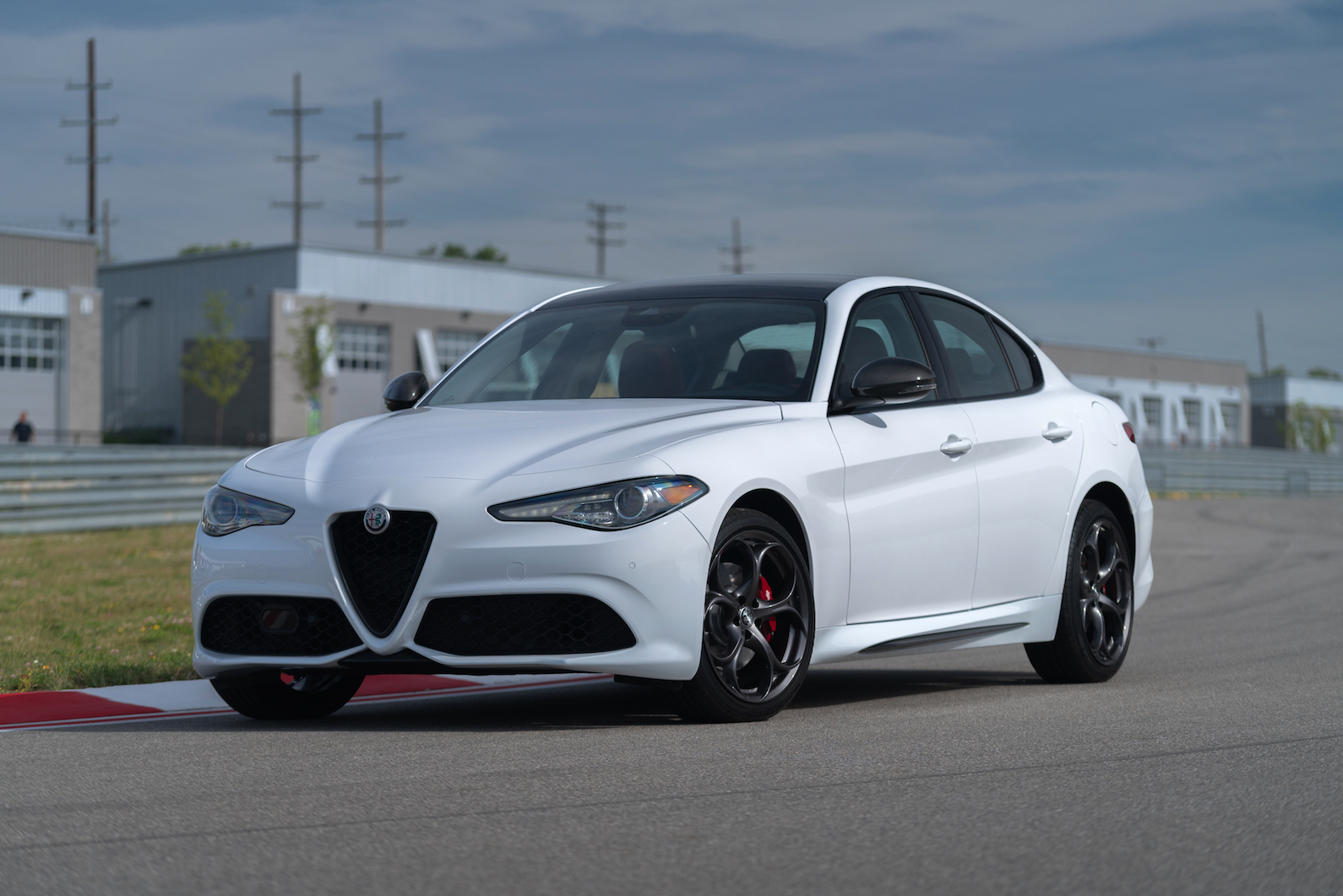 2019 Maserati And Alfa Romeo Dynamic Driving Experience Automotive Umbrella Dubbed The Suv For S Curves By Marketing Folks At Stelvio Felt Great On Pavement Even When Weighted Down Multiple