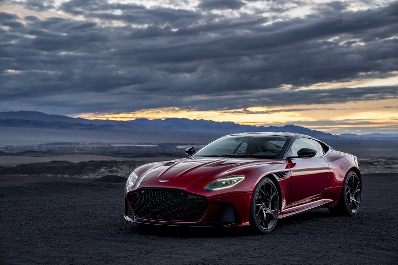 Introducing the new Aston Martin DBS Superleggera Super GT