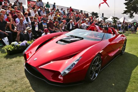 Concorso Italiano Announces Featured Cars for its 33rd Annual Showcase