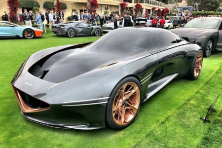 2018 Pebble Beach Concours d'Elegance: The Concept Lawn