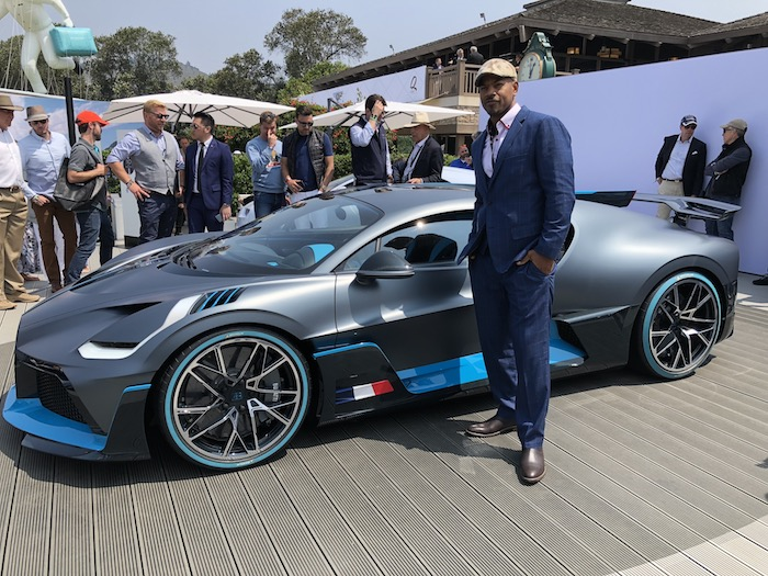 Bugatti Divo World Premiere At The Quail A Motorsports Gathering - Quail car show tickets price