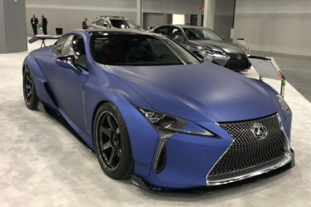 2018 Miami International Auto Show: Brilliantly Beaming