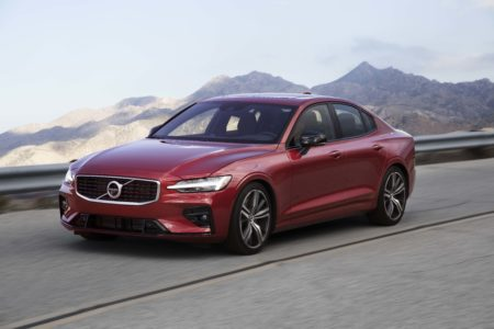 2019 Volvo S60 Sedan and V60 Wagon: Pure Swedish Performance