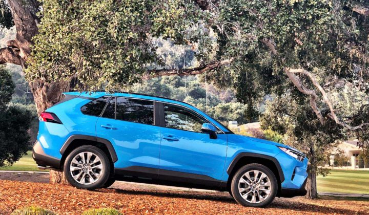 2019 Toyota RAV4: The Adventuring Family Ride