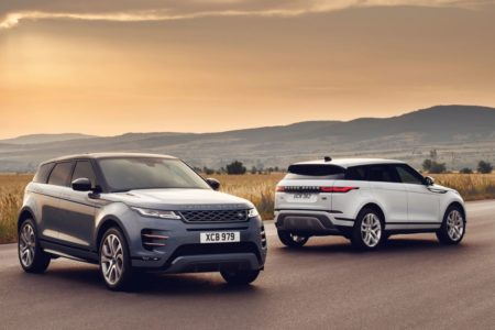 INTRODUCING THE ALL-NEW 2020 RANGE ROVER EVOQUE