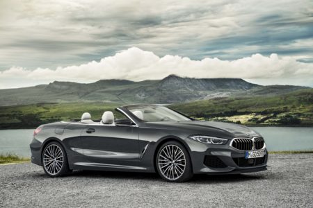 The First-Ever 2019 BMW 8 Series Convertible