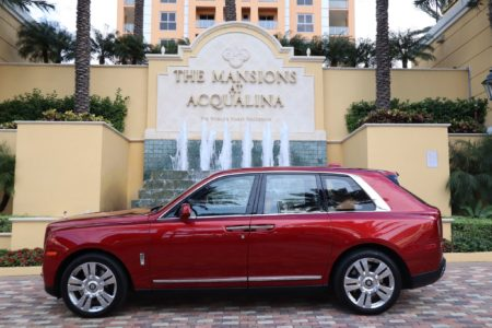 MIAMI'S MANSIONS AT ACQUALINA $38 MILLION PENTHOUSE TO INCLUDE ROLLS-ROYCE CULLINAN