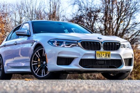 2018 BMW M5 Sedan: The Ultimate Driving Machine