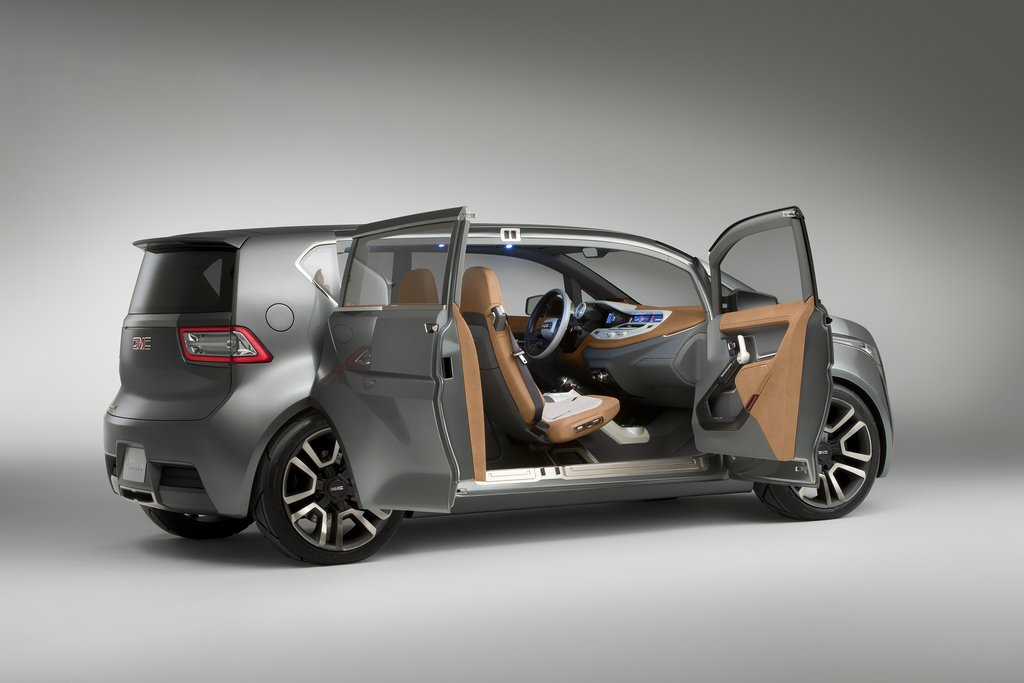 GMC Granite Concept revealed at 2010 North American Internationa