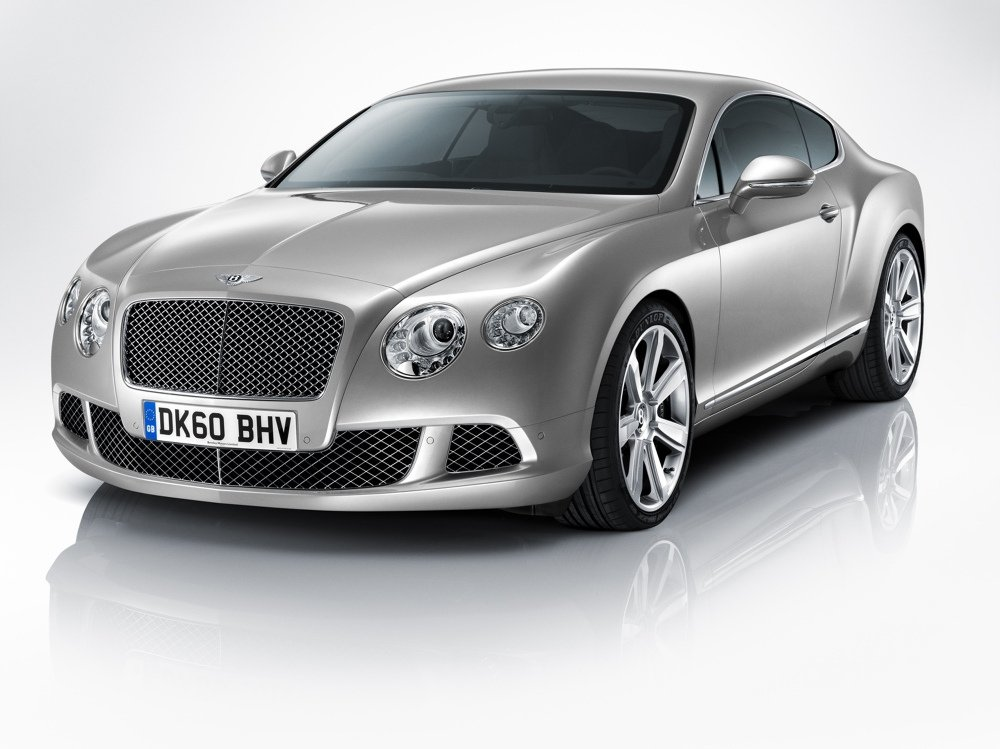 new bentley cont GT