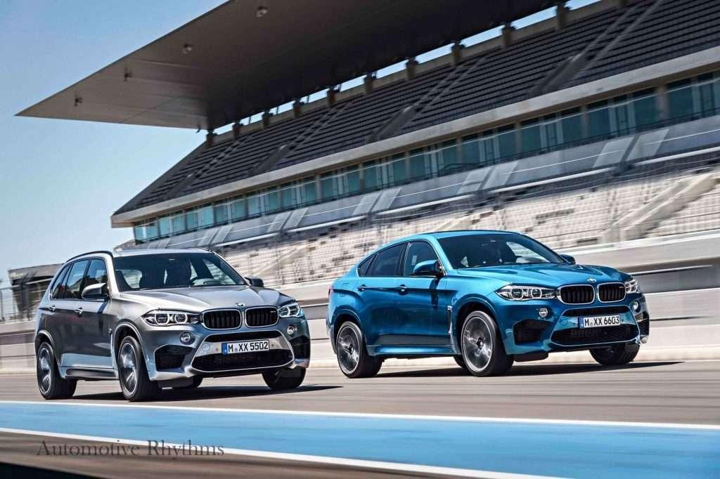 2015 BMW X5M 2015 BMW X6M